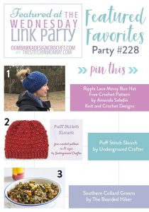 The Wednesday Link Party 228 Features