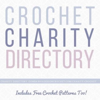 Oombawka Design Charity Directory for Crochet