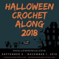 Halloween Crochet Along 2018 instacrochet