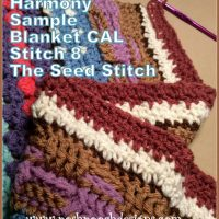 Harmony Sample Blanket CAL