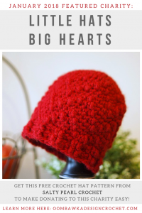 Little Hats Big Hearts – Featured Charity of the Month January 2018