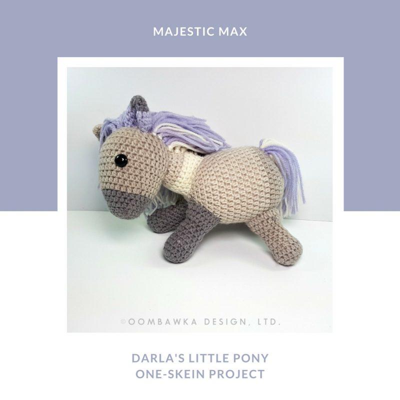 Majestic Max Darla's Little Pony