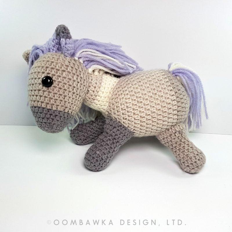 Pony Side View Oombawka Design