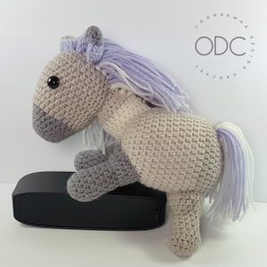 Majestic Max – A Little Pony for Darla – A Free Pattern for You