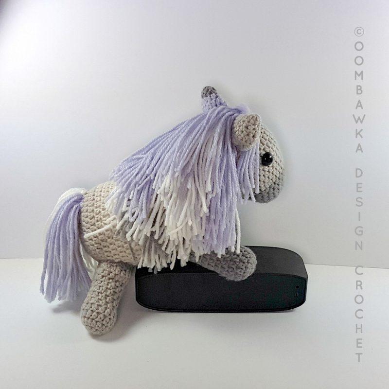 Pony Mane Side OombawkaDesign