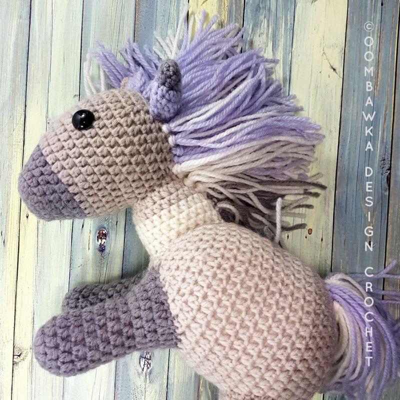 Pony Mane and Neck oombawkadesign