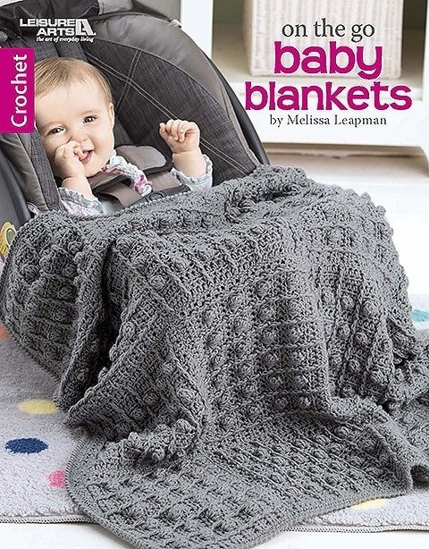 Make These 6 Crochet Baby Blanket Patterns Oombawka Design Crochet