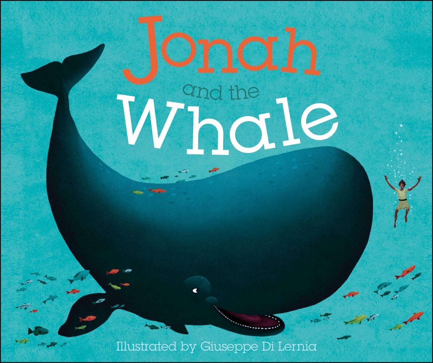 Jonah and the Whale - DK Canada - Book Review by Oombawka Design