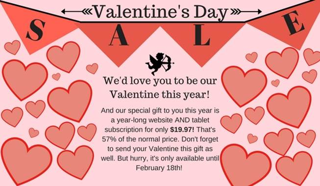Valentines Sale I Like Crochet