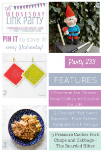 Wednesday Link Party Features Party 233