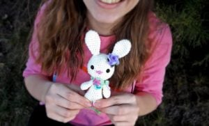 Featured at the Wednesday Link Party with Amy and Rhondda: Sweet Sweet Baby Bunny - Jaimees Welt