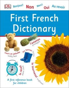 First French Dictionary for Children