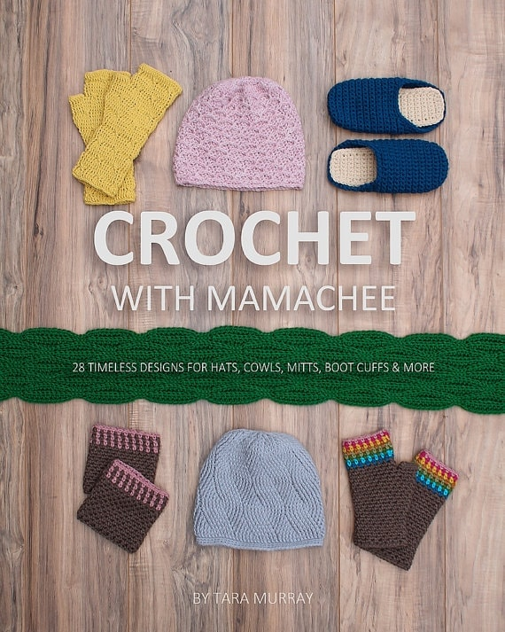Crochet with Mamachee E-Book