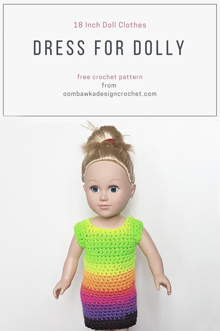 PatternLinks.com - Free Crochet Patterns | Children » Doll Clothes | 1102x735