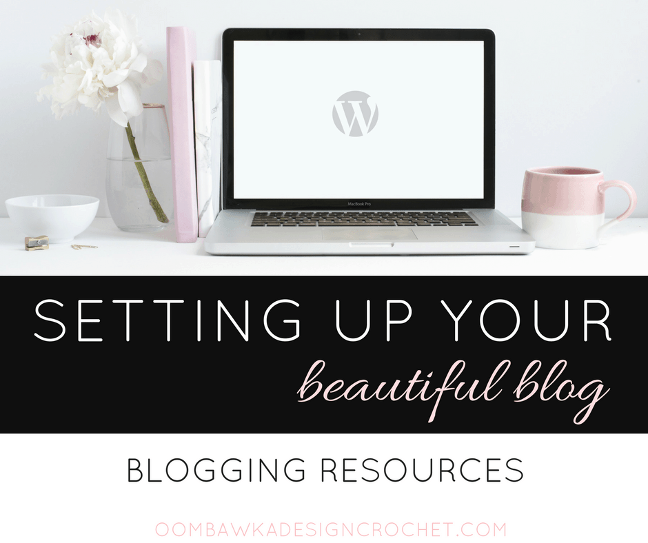 Blogging Resources. Setting up your Beautiful Blog. Successful Blogging Tools. FB oombawkadesign