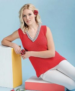 Super Simple Summer Tops Leisure Arts l7116_02