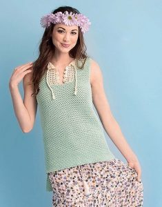 Super Simple Summer Tops Leisure Arts l7116_24