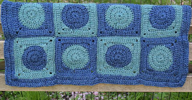 May Featured Charity. Knots of Love. Intensive Love Blanket. Free Pattern. Presented by Marie of Underground Crafter. Oombawka Design Crochet.