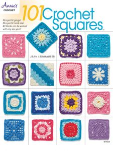 Choose from 101 Crochet Squares