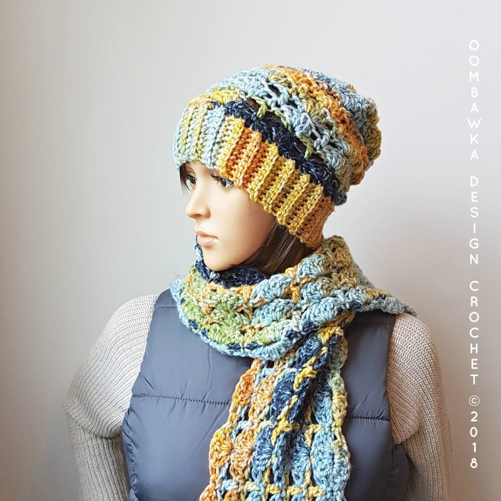 Cozy Hugs Hat Pattern Oombawka Design Crochet