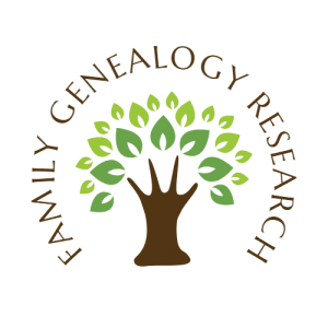 Family Genealogy Research Logo Transparent