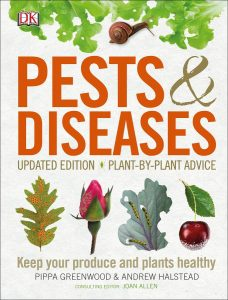 Pests and Diseases. DK Canada. Book Review. Oombawka Design