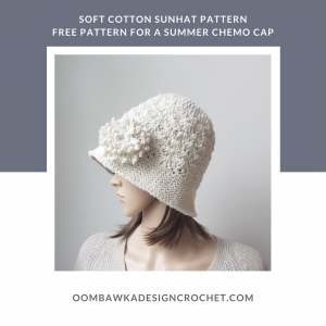 Soft Cotton Sunhat Pattern