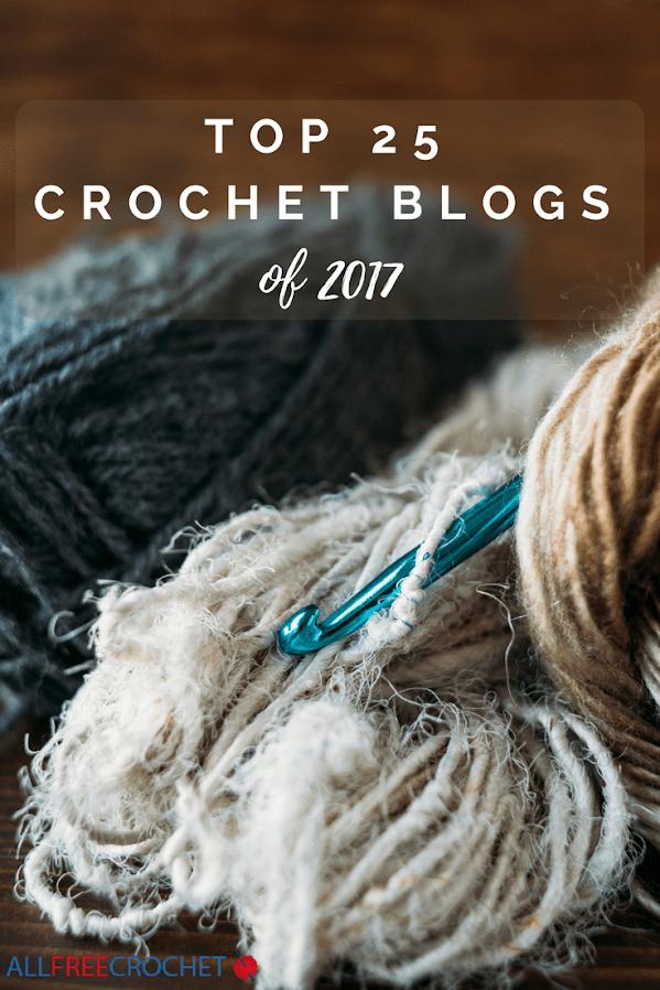 AllFreeCrochet\'s Top 25 Favorite Bloggers