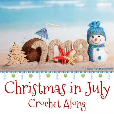 Christmas in July CAL Event 2018 FB
