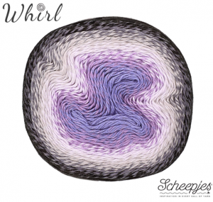 Dark Grape Squish Scheepjes Whirl