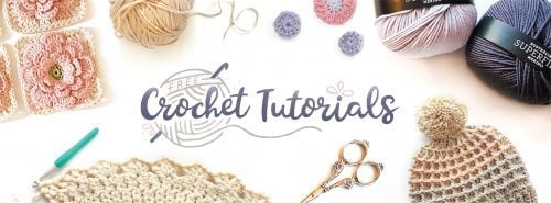 Free Crochet Tutorials Facebook Cover Photo