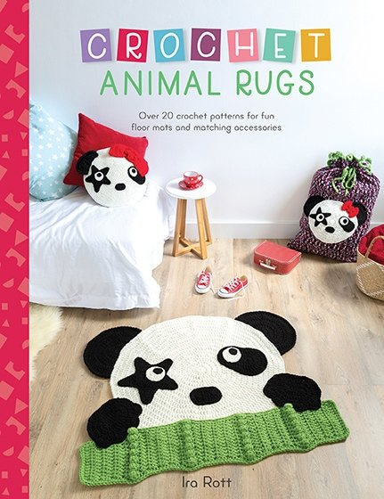 Crochet Animal Rugs Book Review