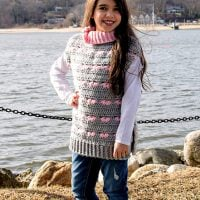 10 Great Crochet Poncho Patterns for Fall. Oombawka Design Crochet