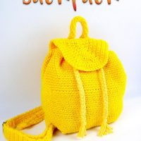 Bright Little Backpack for School