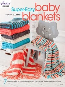 7 Super-Easy Baby Blanket Patterns