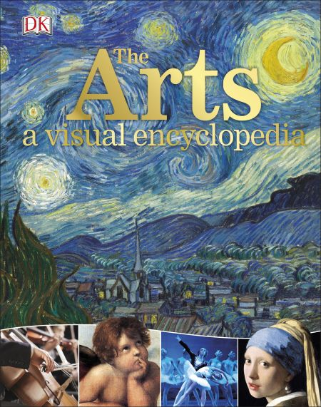 The Arts. A Visual Encyclopedia. #DKCanada #DKbooks