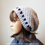 Anahata Hat 3. Oombawka Design Crochet
