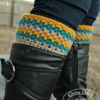 Willow Boot Cuffs by Divine Debris