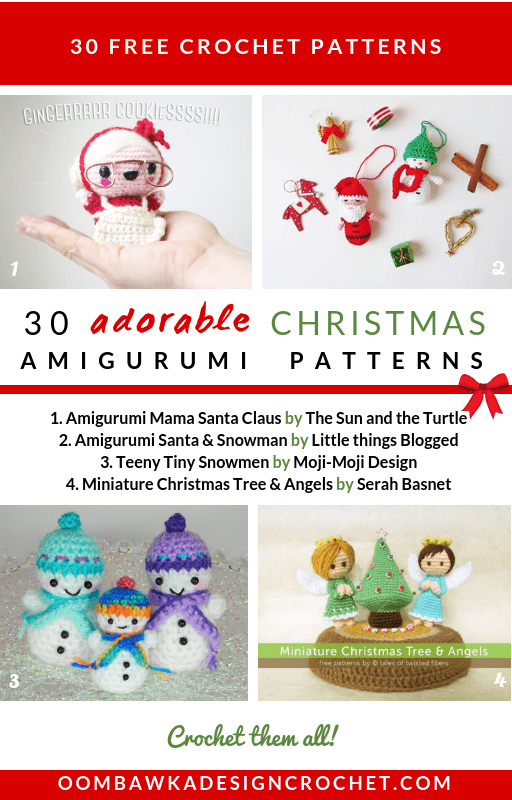 Amigurumi Santa Hat DONATIONWARE crochet pattern : PlanetJune Shop ... | 800x512