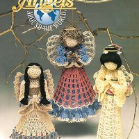 Angels Around the World. Annie's Craft Store. Book Review by Oombawka Design Crochet