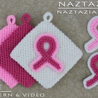 Awareness Ribbon for Cancer by Naztazia
