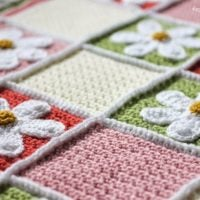 Single Crochet Joining Method by Repeat Crafter Me