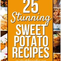 25 sweet potato recipes