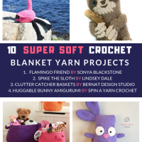 10 Free Blanket Yarn Patterns