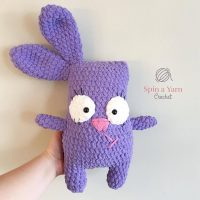 Huggable Bunny Amigurumi by Spin a Yarn Crochet