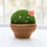 Cactus Coasters by Ashleigh Kiser