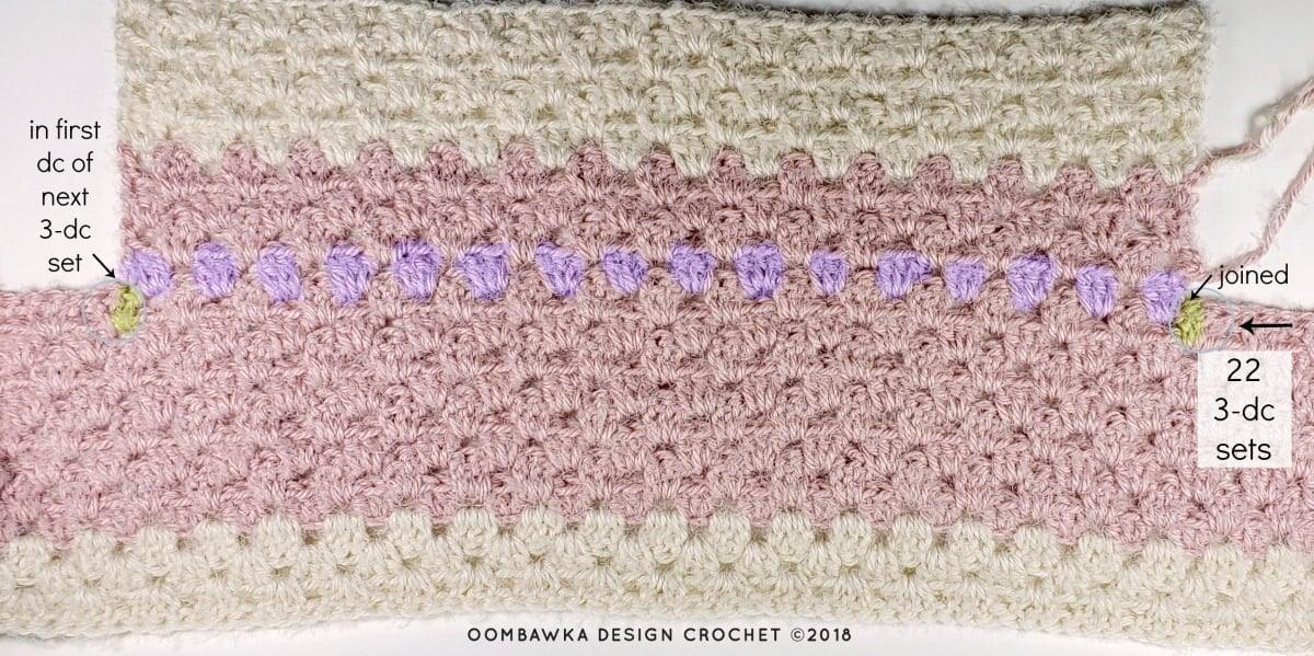 Easy Hooded Scarf Pattern Oombawka Design Crochet