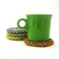 Jute Coasters from Mamachee