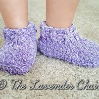 Little Cloud 9 Slippers by Dorianna Rivelli