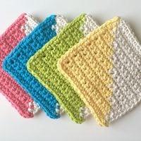Modern Coasters by Erica Dietz